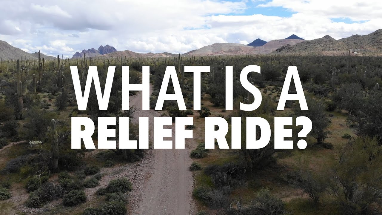 What Is A Relief Ride