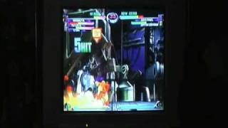 MvC2: Romneto vs Phocus FT10 Money Match 2 pt 4 .:1.31.10:.