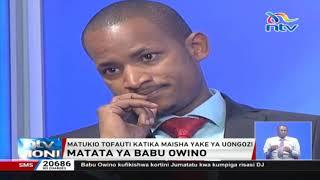 Matata ya Babu Owino: Matukio tofauti katika maisha ya yake ya uongozi