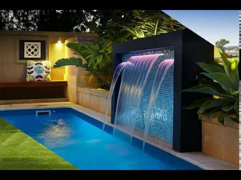 House Pool Design L Beautiful Swimming Pool Ideas L Modern Backyard Pool L Small Pool Construction Youtube