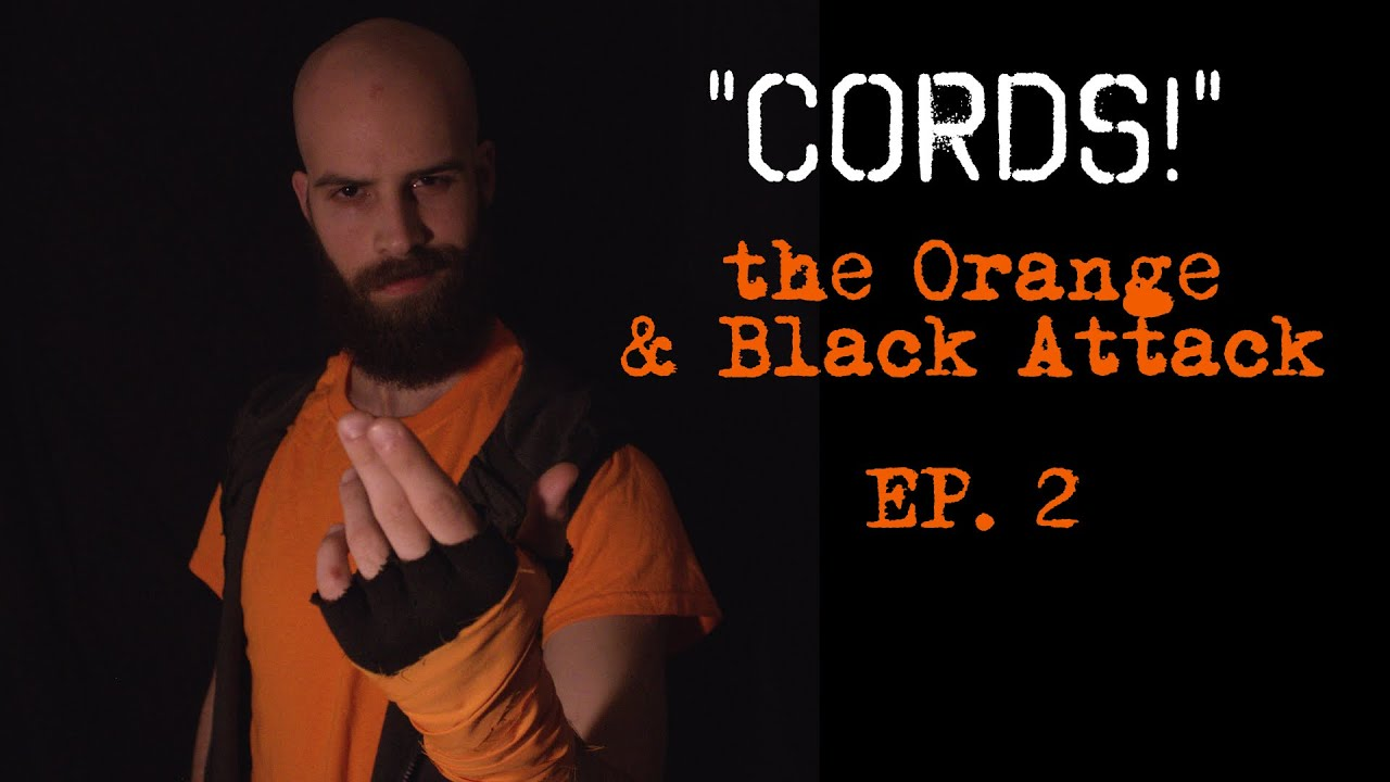 Studio Tour - Orange & Black Attack E2