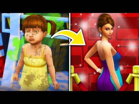 Sims 4 | Orphan to Famous | Story