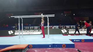 Gymnastic Worlds 2019: Team USA Highlights Podium Training