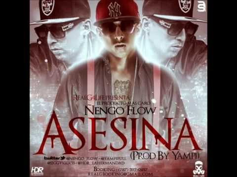 Asesina - Ñengo Flow ★ Reggeton 2013 ★ (Original)