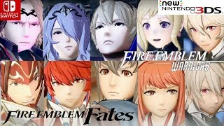 Fire Emblem Warriors : trailer Hoshido vs Nohr [Fire Emblem Fates]