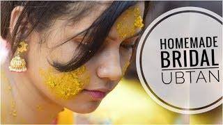 Homemade Bridal Ubtan for Glowing And fair Skin   Indian Bridal Ubtan   TipsToTop By Shalini