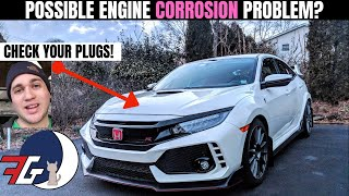 Honda Civic Type R (FK8) Engine RUSTING FROM THE INSIDE OUT!?