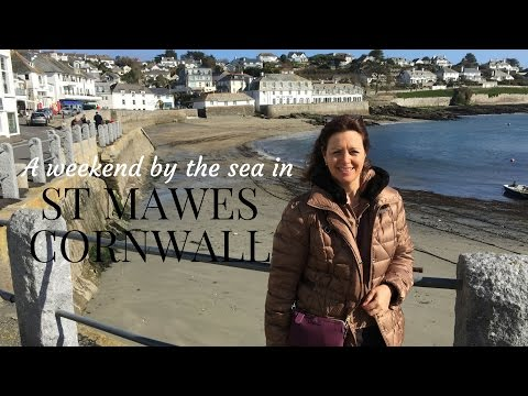 A weekend by the sea at St Mawes, Cornwall