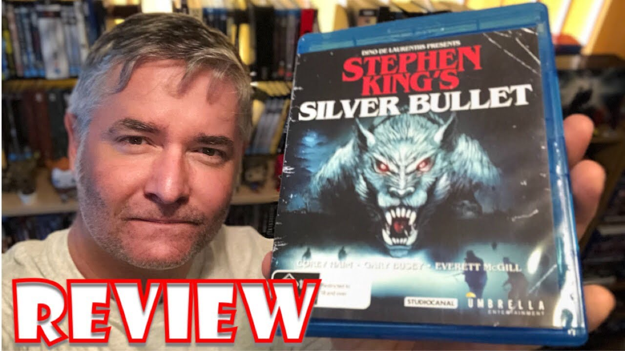 Download Stephen King's Silver Bullet - Blu Ray Movie Review (Spoilers)