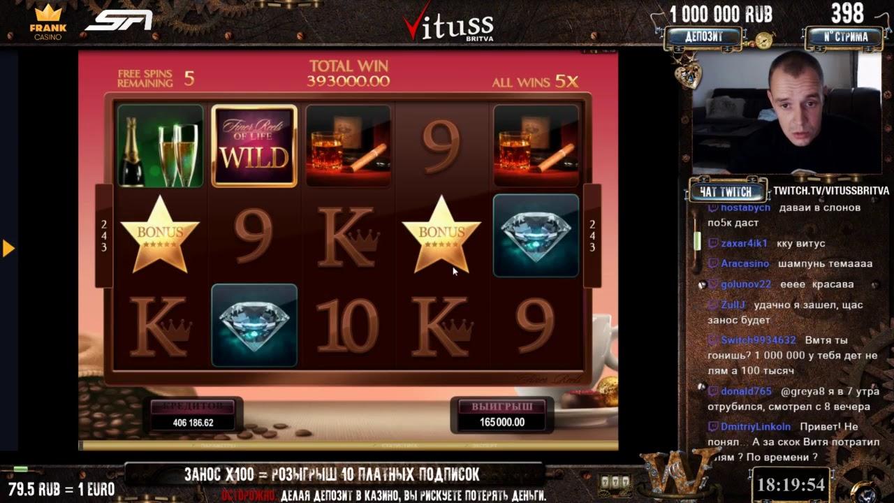 Обзор казино Франк — всё самое модное, современное и свежее!