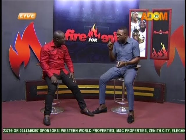 Commentary Position - Fire 4 Fire on Adom TV (6-12-18)