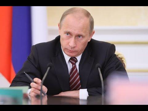 بوتين: سنرد إذا نشرت واشنطن صواريخ في أوروبا  - نشر قبل 2 ساعة