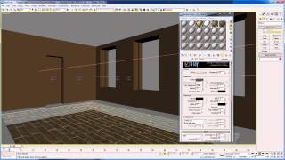 01 - Уроки 3dmax для дизайнеров - базовый уровень - Моделинг пола