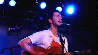 Andy Grammer - The Heavy And The Slow - Brighton Music Hall 2/11/12
