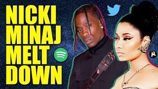 Baixar Nicki Minaj Throws Petty Tantrum After Losing #1 For