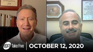 Take 5 | Leon White | October 12, 2020