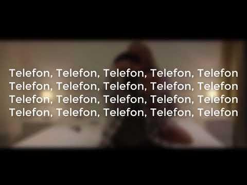 DARDAN X NIMO - TELEFON | LYRICS | DerDoxer