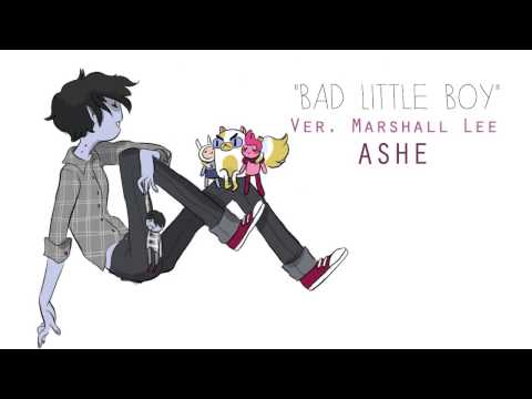 Adventure Time Bad Little Boy Marshall Lee【Ashe】