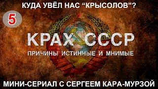 КРАХ СССР. Вып. 5 Куда увёл нас