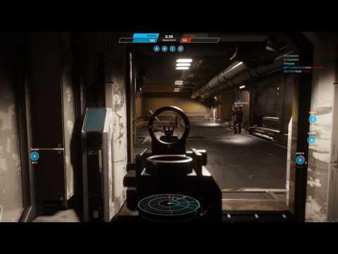 Star Marine: Classic SC Gameplay (Bugs and desync a-plenty)