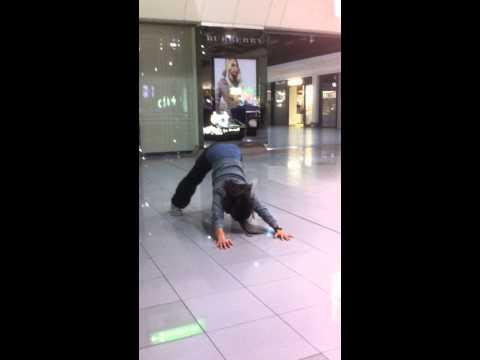 Day 3: 1st Airport Workout- London Heathrow