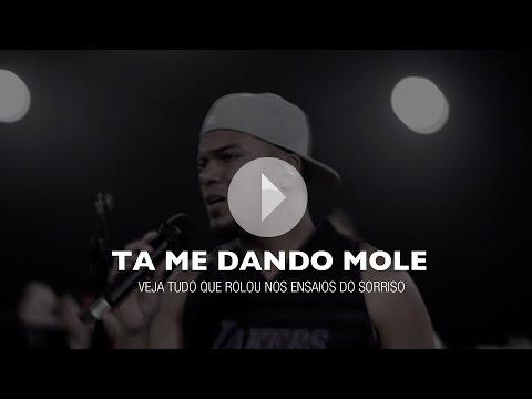 Ta Me Dando Mole  - Sorriso Maroto (Ensaio DVD Sorriso Eu Gosto)