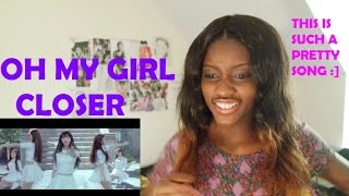 Video [Request] OH MY GIRL(오마이걸) - CLOSER MV REACTION (WOW!!) download MP3, 3GP, MP4, WEBM, AVI, FLV Maret 2018