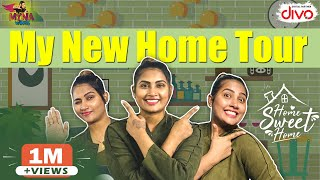 Myna Yogesh New Home Tour | Myna Wings
