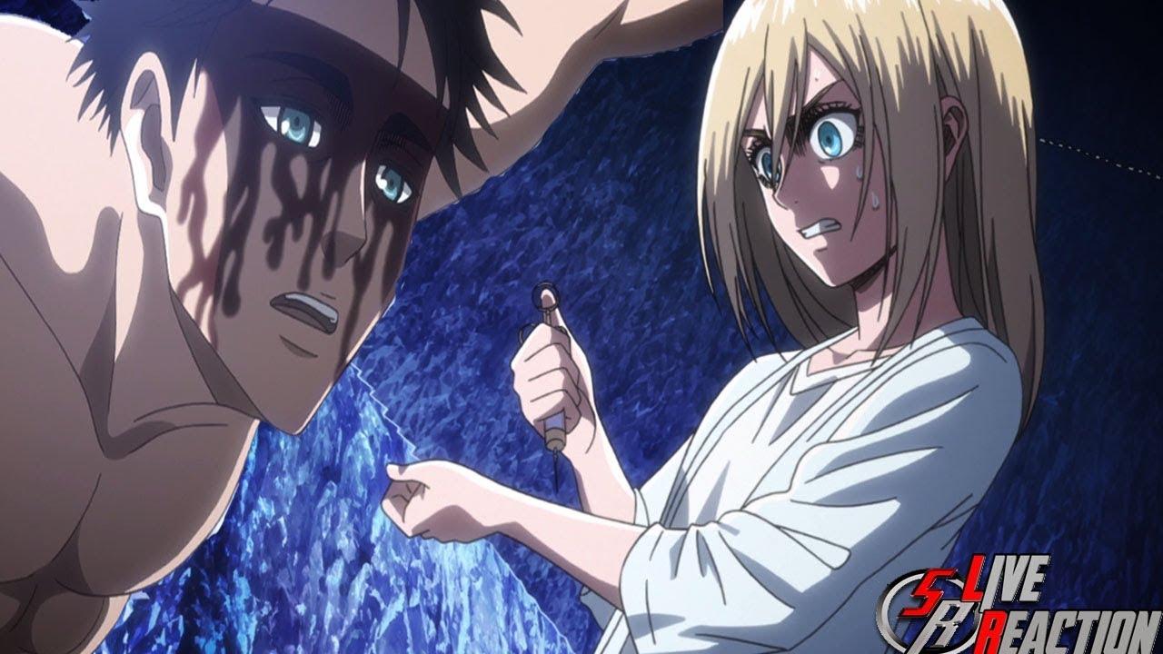 Shingeki No Kyojin Attack On Titan Season 3 Episode 7 Live Reaction