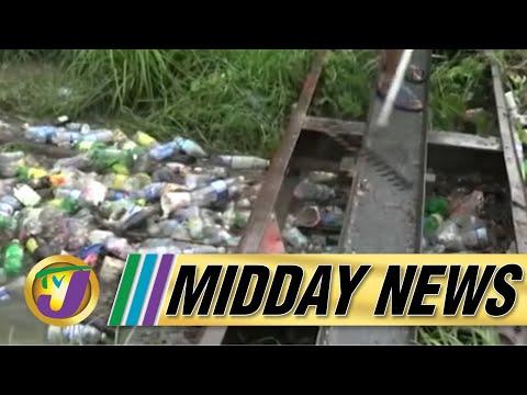Tropical Storm Elsa Leaves Flooding Across Jamaica | TVJ Midday News - July 5 2021