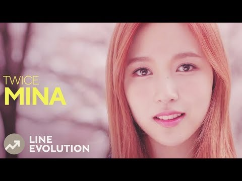 TWICE - MINA (Line Evolution)