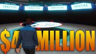 $4 MILLION UNDERGROUND NUKE BUNKER IN GTA ONLINE!