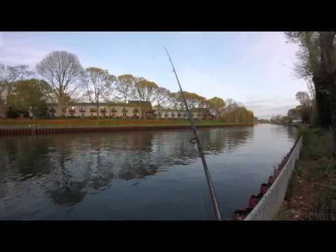 Fishing The Point Pleasant Canal Point Pleasant, NJ 5/5/16