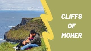 Cliffs of Moher & Doolin , Ireland   Travel Vlog by Indians