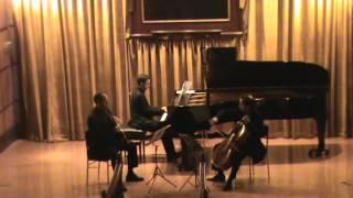 Beethoven Trio op 11  Adagio con espressione