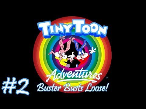 Tiny Toon Adventures - Ep. 2 - Manoir, Football et Skyland