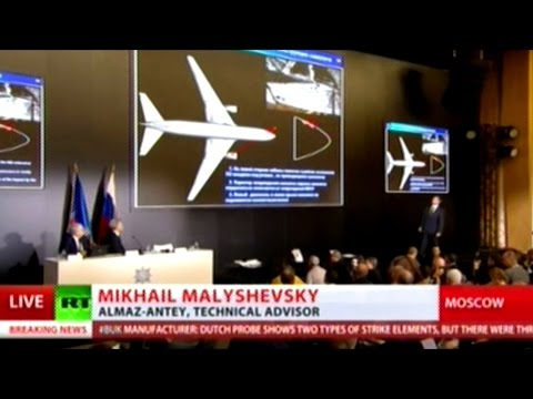 Weapon System Manufacturer Says Flight MH17 Was Shotd own From Ukrainian Govt Held Territory!