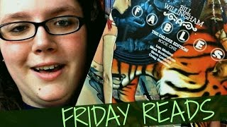 FRIDAY READS | October 24 Thumbnail