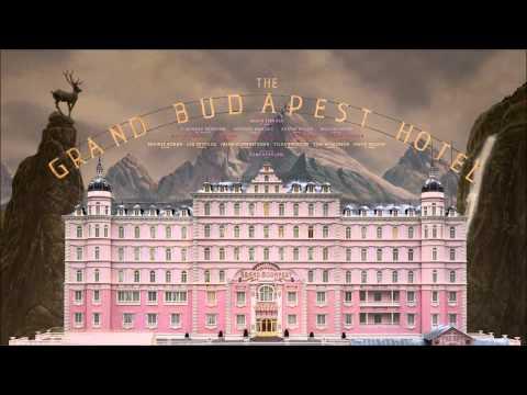 The Grand Budapest Hotel Soundtrack OST - 01 S'Rothe Zauerli