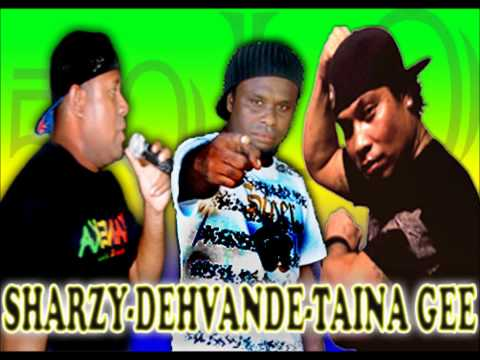 Sharzy Ft Devandeh & Taina Gee - Te Marama [Solomon Islands Music 2013]