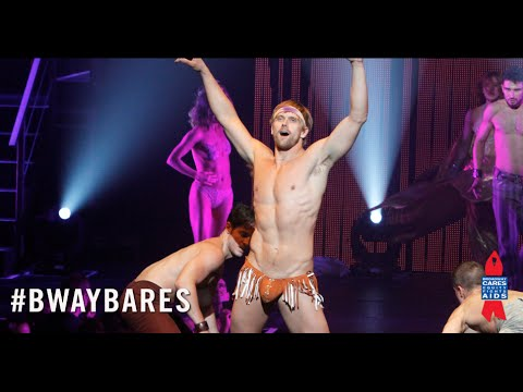 Broadway Bares' Adam Perry: My Favorite Strip