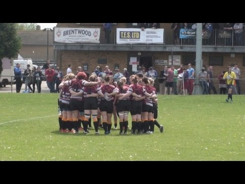 Best of Essex v Middlesex Women's Rugby Match