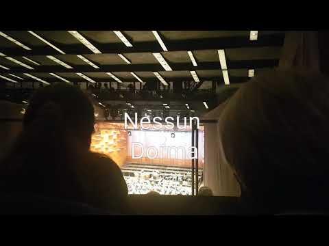 Nessun Dorma. Andrea Bocelli e la Banda musicale della guardia di finanza