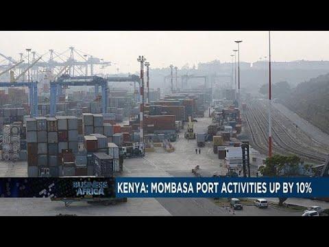 Kenya : hausse de l'activité du port de mombasa