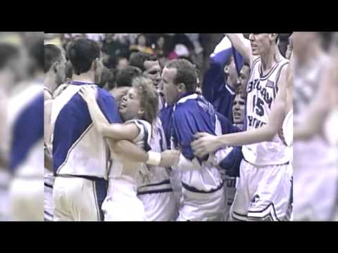 BYU vs. Utah in 1991 WAC Tournament