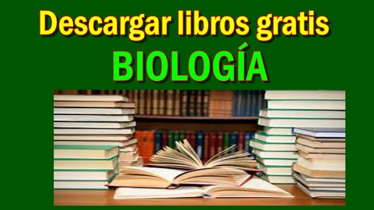 Bajar Libros De Biología 2018