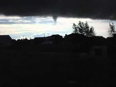 Funnel cloud Weyburn June 21st, 2011