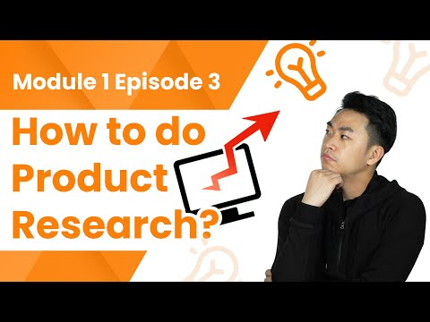 How to Do Product Research Before Import from China| Module 1 Ep3