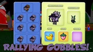 RALLYING GOBBLE GOBBLES! (SA + GLEAMING HUNTING) - Loomian Legacy