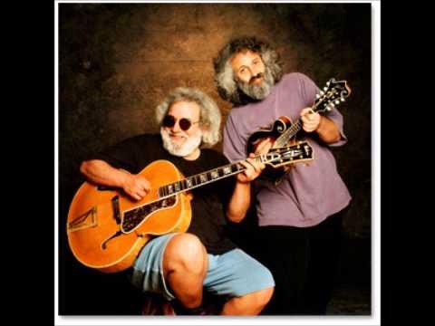 Jerry Garcia & David Grisman - San Francisco 12 8 91